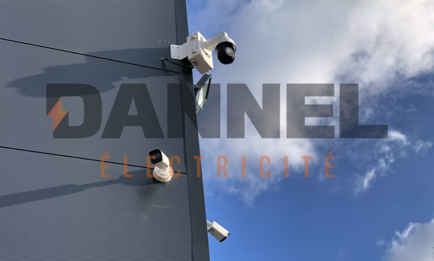 Installation vidéo-Surveillance Dahua
